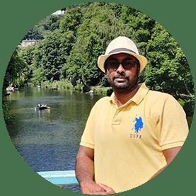 Shyam Kumar . S