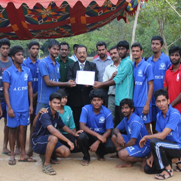 Agni Team Winning Image