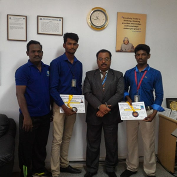 Agni Student Winners