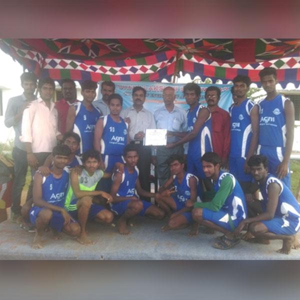 Agni Team Winning Moment