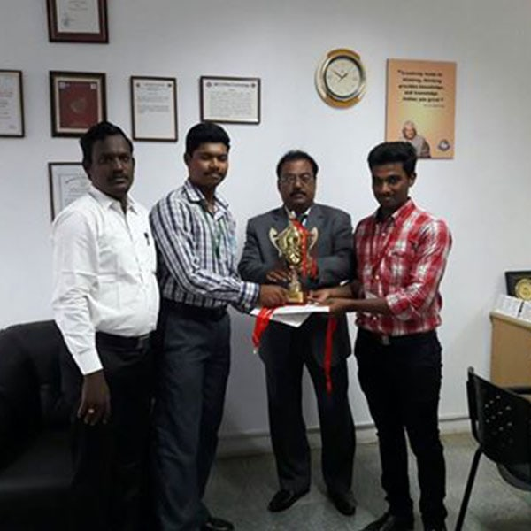 Badminton Winner – Girish